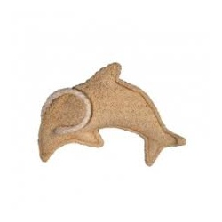 Eponge Luffa, forme dauphin...