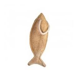 Eponge Luffa, forme poisson...