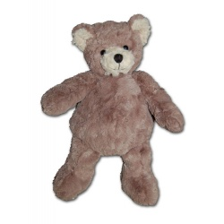 Ours OLYMPE 30 cm - gris